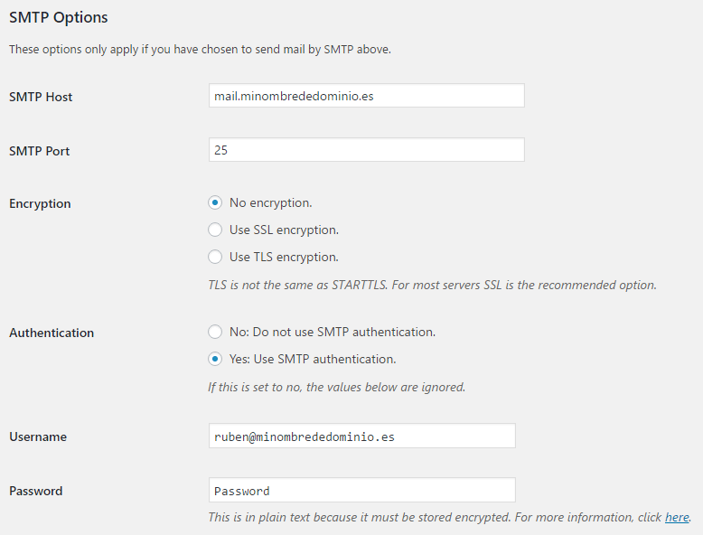 WPMailSMTP Contact Form