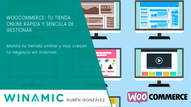 WooCommerce: tu tienda online rápida y sencilla de gestionar
