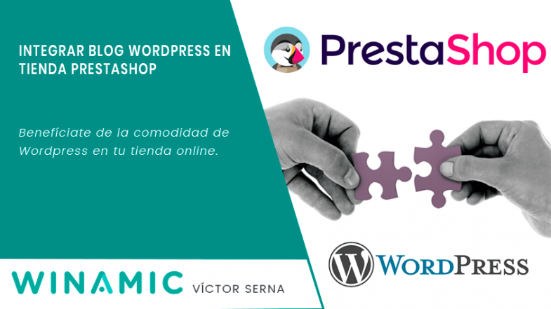 Integrar Blog Wordpress en Prestashop