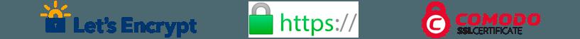 logos Certificados SSL