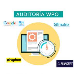 Auditoría WPO