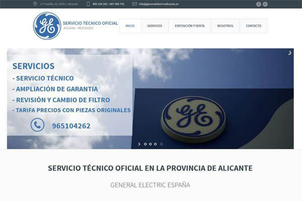 General Electric Alicante