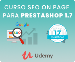 Curso SEO On Page Prestashop 1.7