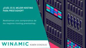 El mejor hosting Prestashop de 2020